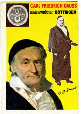 carl friedrich gauss dissertation In september 1798, after three years of self-directed study, the great mathematician carl friedrich gauss, then 21 years old, left göttingen university without a.