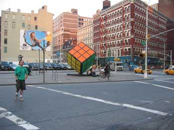 cube prank